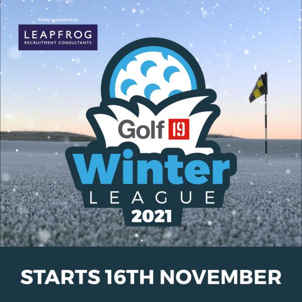 Golf19 - Winter League 2021